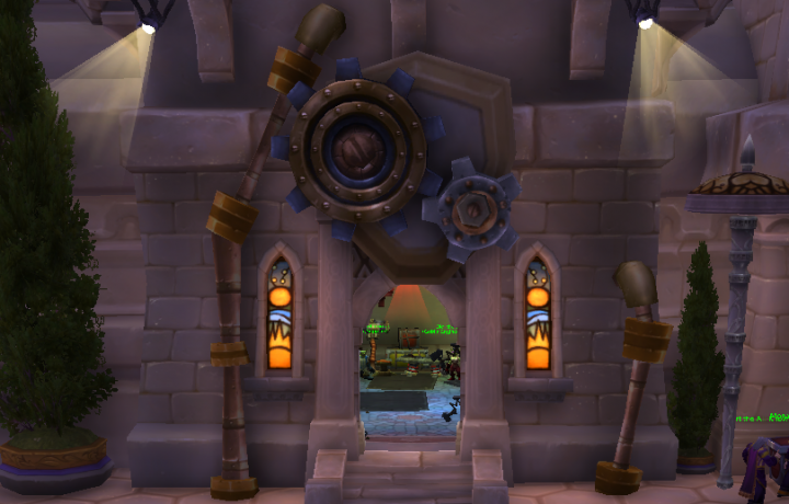 Engineering Items in Mythic Plus for Engineers